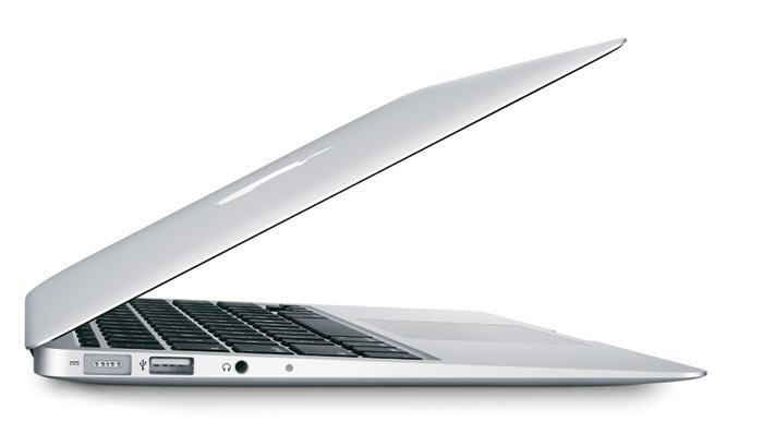 b1e0d3c841bcd3 Ce nouveau prix permettra ainsi de mieux concurrencer les Ultrabooks  d Intel, qui d Apple MacBook Air Ordinateur ...