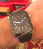 La nouvelle montre connectée Apple Watch